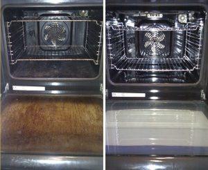 ovn rengøring
