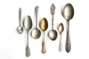 Pudse sølv