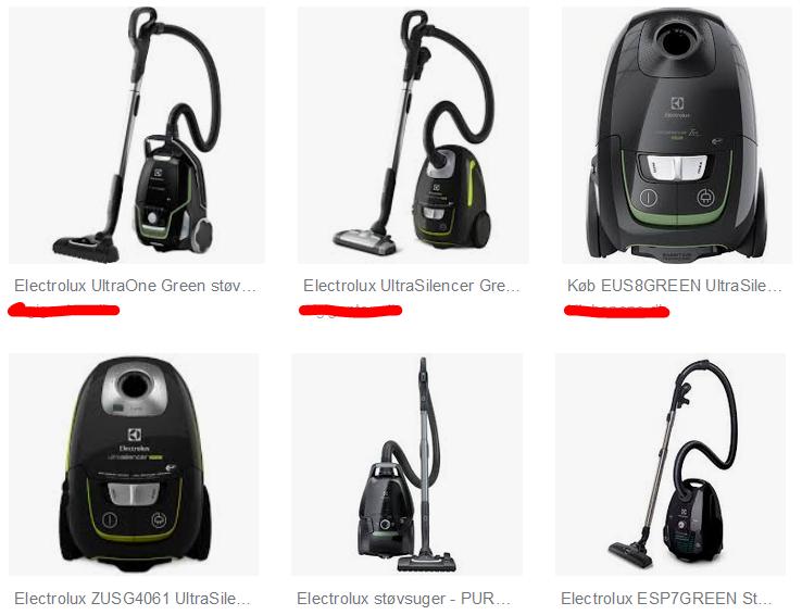 electrolux green