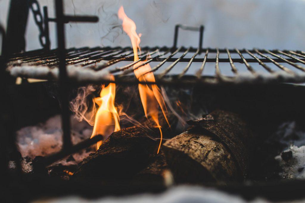 grill rengøring