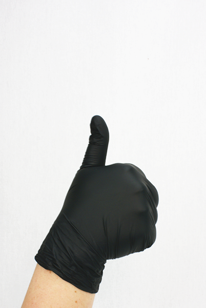 bedste nitril handsker