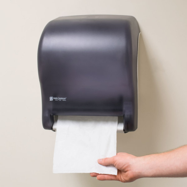 håndklædedispenser