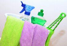 rengøring i hjemmet
