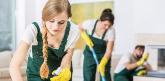 Fordele ved at lade professionelle klare rengøringen